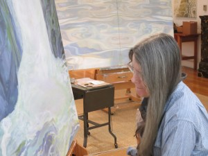 fredericka foster interview at museum of nonvisible art
